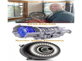 Wandlermodell für Automatikgetriebe