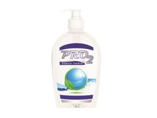 Sapun lichid cu pompa PRO2 alb 500 ml