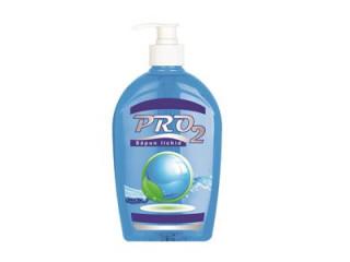 Sapun lichid maini PRO2 albastru 500 ml