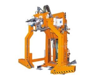Echipamente industriale de legat sau rigidizare cu banda