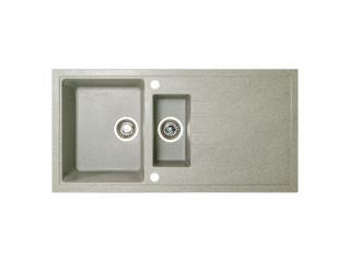 Chiuveta bucatarie Granit Montebella Azalea 1000x500mm