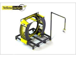 Masina de infoliat Orizontala - Yellow Jacket