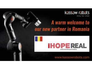 Coboti Brate Robotizate Roboti industriali