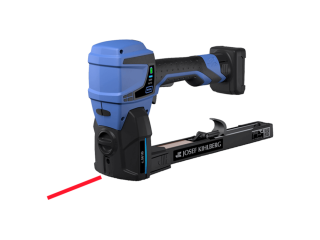 Capsator profesional cu laser si acumulatori