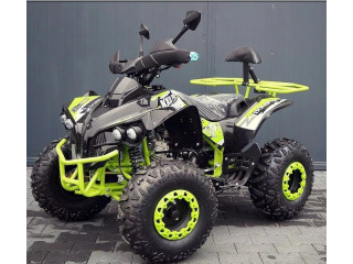 Atv 125Cc Pro Warrior Lemon Semiautomat/Roti De 8