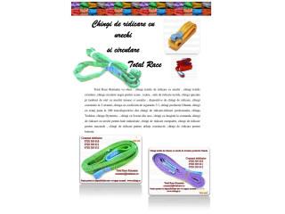 Chingi textile, Dispozitive si echipamente de ridicare din sufe