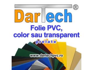 Folie PVC, prelata camion, inchidere terase PVC transparent, folie cristal