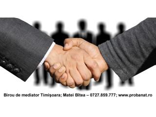 Birou de Mediator Timisoara