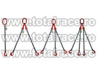 Dispozitiv ridicare lant sistem complet cu scurtatoare de lant