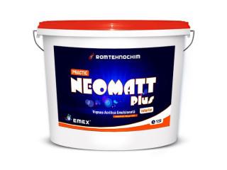 Vopsea Lavabila Practica de Interior NEOMATT PLUS