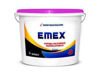 Vopsea Lavabila Siliconica Interior EMEX