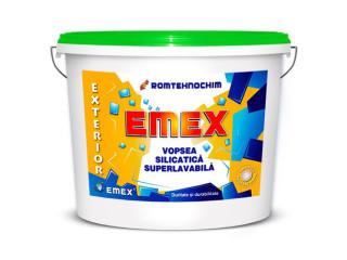 Vopsea Lavabila Silicatica Exterior EMEX