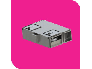 Recuperator de caldura cu automatizare si baterie de aer cald