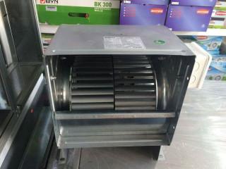 Brv -d – ventilatoare centrifugale de presiune mica