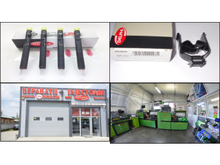 Reparatii injector / injectoare Bosch, Pompe Duze, Piezo, Delphi, Siemens