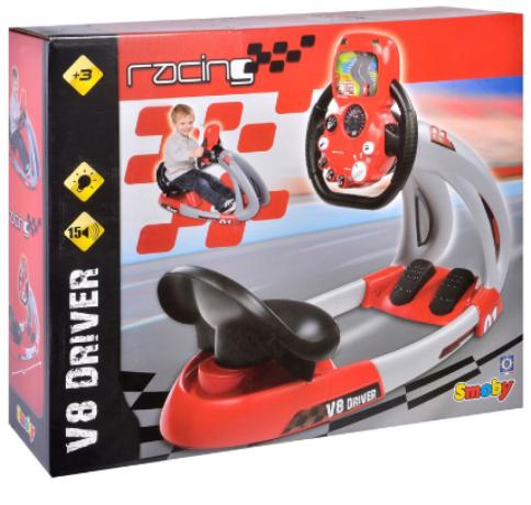 simulator-auto-pentru-copii-v8-smoby-2-viteze-big-0