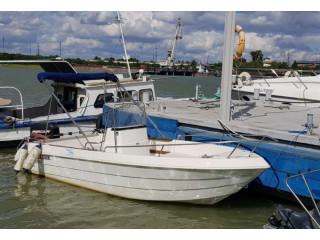 Barca conero + motor 125 cp