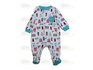 Pijamale baietei ieftine din bumbac